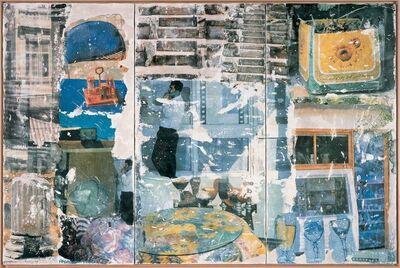 Robert Rauschenberg, 'On Hold (Arcadian Retreat)', 1996