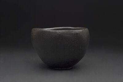 Ohi Toshio, 'Ohi Black Raku Tea Bowl', 2012