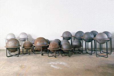 Brian Gaman, 'Studio Installation', 1987