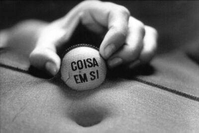 Lenora de Barros, 'Coisa em si (The thing in itself)', 1990