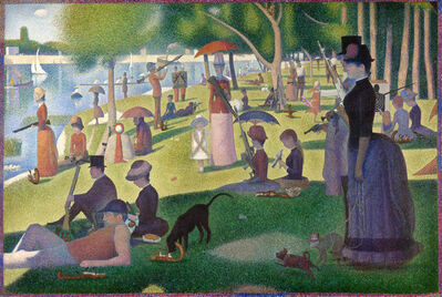 Michael Spillers, 'Sunday on La Grande Jatte With The Gun Lobby', 2017