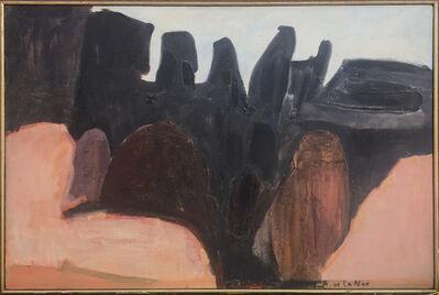 Adeine de la Noe, 'Arches No. 15', ca. 1960