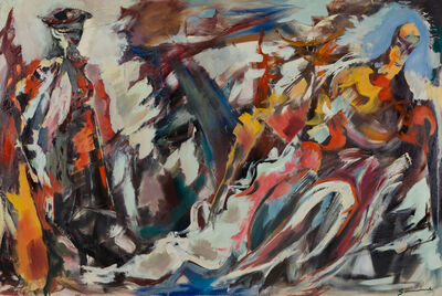 Walter Quirt, 'Mythology ', 1957-1958