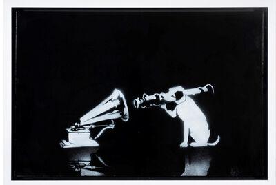Banksy, 'HMV Cnvas (Painting)', 2005