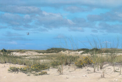 Cindy House, 'August Dunes', Active Contemporary
