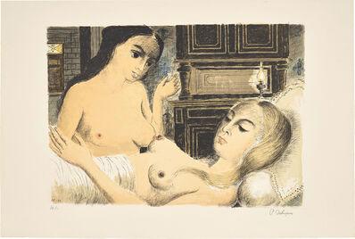 Paul Delvaux, 'Le Sommeil (Sleep)', 1970