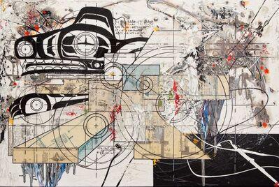 Étienne Gélinas, 'Composition 569',  2020