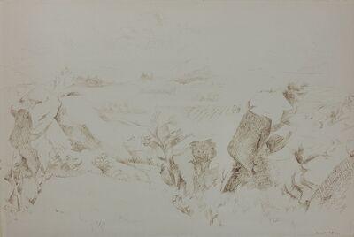 André Lhote, 'Provence Landscape', 1939