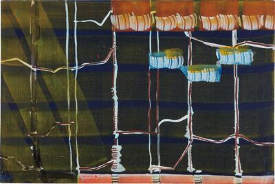 Juan Uslé, 'lnopia's Nho', 1995-1996