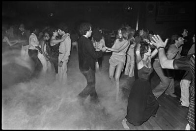 Bill Bernstein, 'Xenon Dance Floor #1', 1979