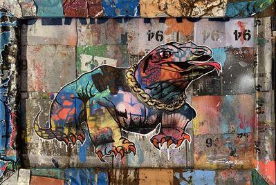 Szabotage, 'Montana Lizard', 2019