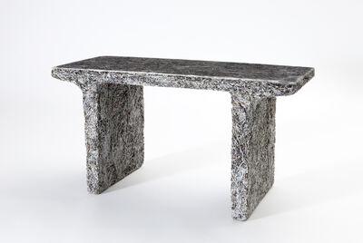 Jens Praet, 'Prototype 'Shredded' side table', 2012