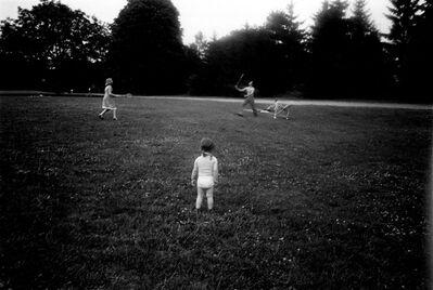 Erich Hartmann, 'dans le parc, en France', 1979