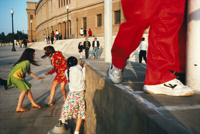 Alex Webb, 'Barcelona, Spain', 1992