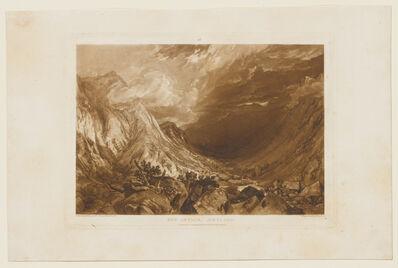 J. M. W. Turner, 'Ben Arthur', 1819