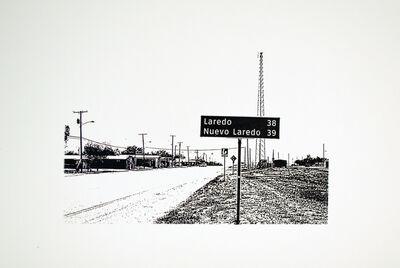 Ethel Shipton, 'Los Dos Laredos', 2014