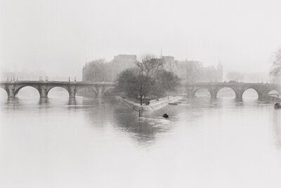 Henri Cartier-Bresson, 'Île de la Cité, Paris', 1951