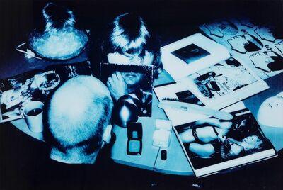 Anton Corbijn, 'Brian Eno, London', 1999