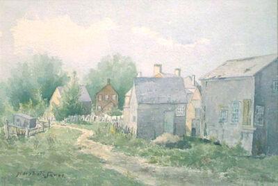Marshall Jones, 'Houses - Nantucket'