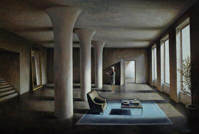Marc Chalmé, 'Les colonnes', N/A
