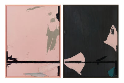 Michael Müller, 'Teil der Erdzweige Hŭ (Tiger) & Gŏu (Hand)', 2020