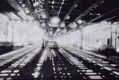 Glenn Goldstein, 'Subway Infrared', 1986