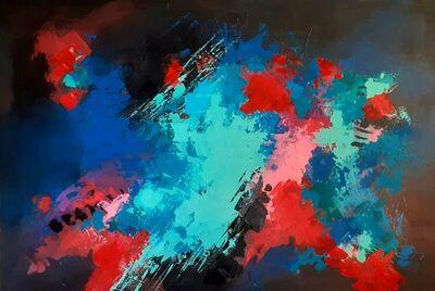 Elizabeth Ariano, 'Dance Colour in de Shadow II', 2020