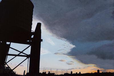 Seth Tane, 'Chelsea Rooftops', 2014