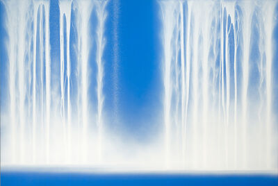 Hiroshi Senju, 'Waterfall', 2016