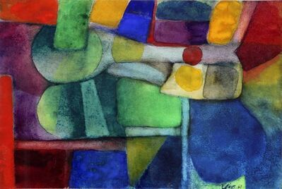 Maurice Estève, 'Untitled ', 1967