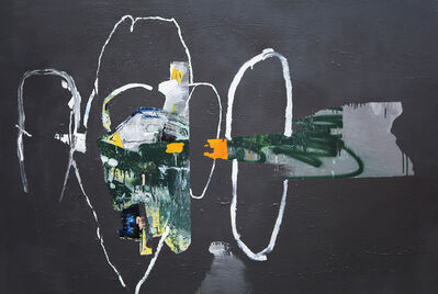 Tim Hussey, 'Aphasia 2', 2015