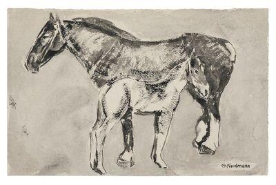 Germaine Nordmann, 'Horse', 20th Century