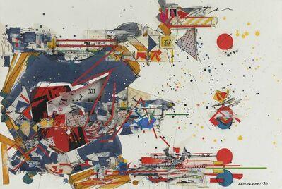 Sam Middleton, 'Count', 1986