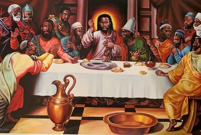 Alix Beaujour, 'The Last Supper ', 1988