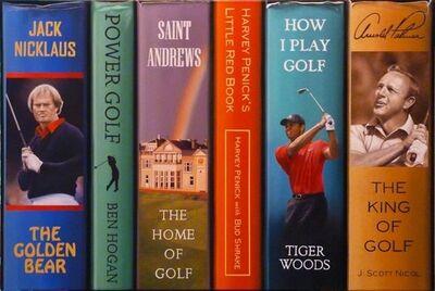 J. Scott Nicol, 'Power Golf'