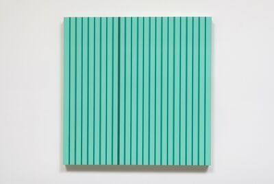 Brian Wills, 'Aqua column', 2016
