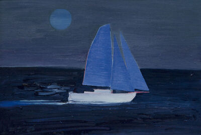 Tom Hammick, 'Nearly Night', 2016