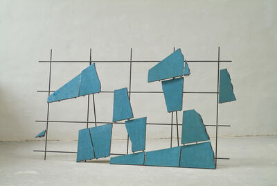 Valerie Krause, 'Sommer bis Herbst II (Land unter)', 2015