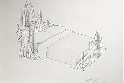 Albert Paley, 'Bed, 1984', 1984