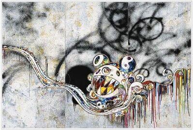 Takashi Murakami, '727 x 999', 2016