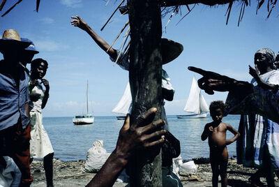 Alex Webb, 'La Gonave. Etroits. Haiti. ', 1986