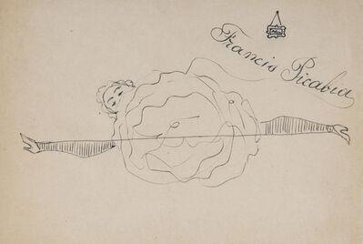 Francis Picabia, 'Danseuse de French cancan', 1927