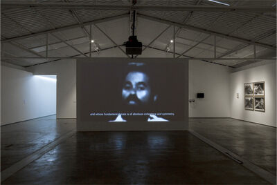 François Bucher, 'The Man Who Disappeared', 2011