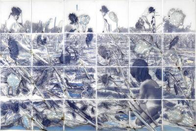 Sibylle Peretti, 'PIRKA-FLOWERFIELD', 2019
