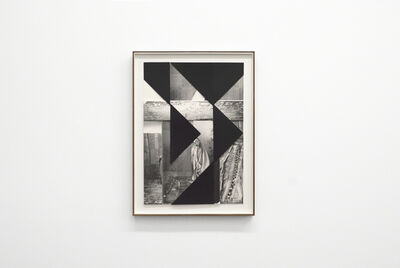 Javier Arce, 'What cannot be looked at becomes an image I', 2018