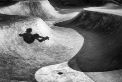 Dotan Saguy, 'Skateboarder Shadow', 2016