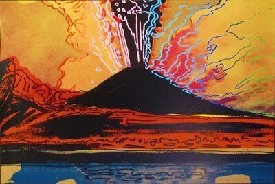 Andy Warhol, 'Vesuvius, II.365', 1985