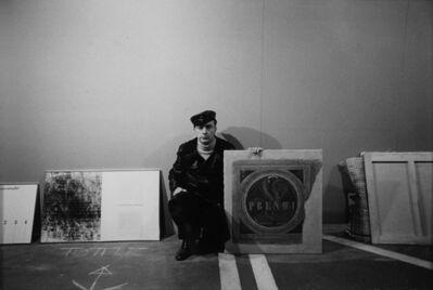 Vincenzo Agnetti, 'Vincenzo Agnetti', 1973