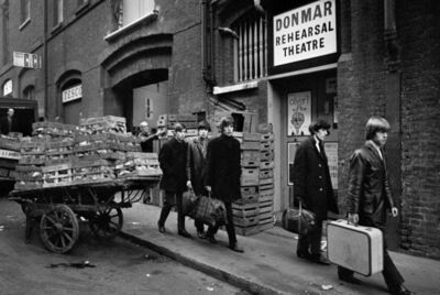 Terry O'Neill, 'The Rolling Stones Donmar Rehearsal Theater', 1963
