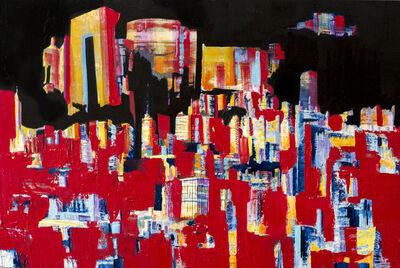 Diego Narváez, 'Dream of a City II', 2018